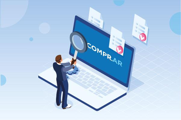 COMPR.AR VIRTUAL: Evaluación y adjudicación