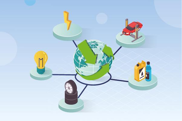Uso responsable de la energía: Conducción eficiente de vehículos