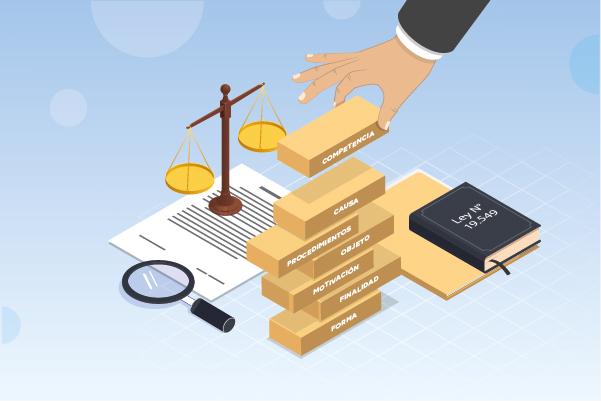 Administración Pública Nacional: Su organización y principios que rigen el procedimiento administrativo