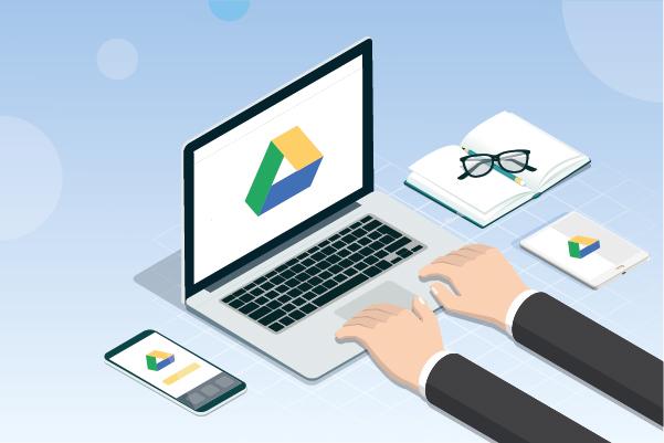 Google Drive: trabajo colaborativo en línea. (IN31914/19)