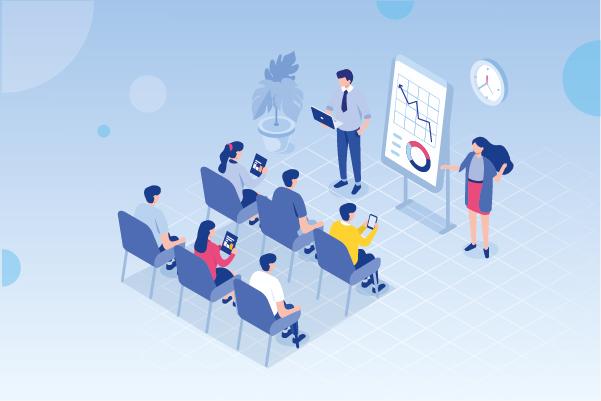 Formación de instructores. Herramientas para el diseño de actividades de capacitación. Modalidad virtual.