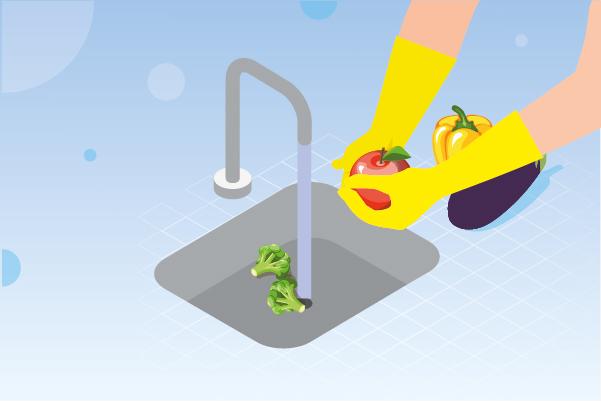 Manipulación Higiénica de Alimentos